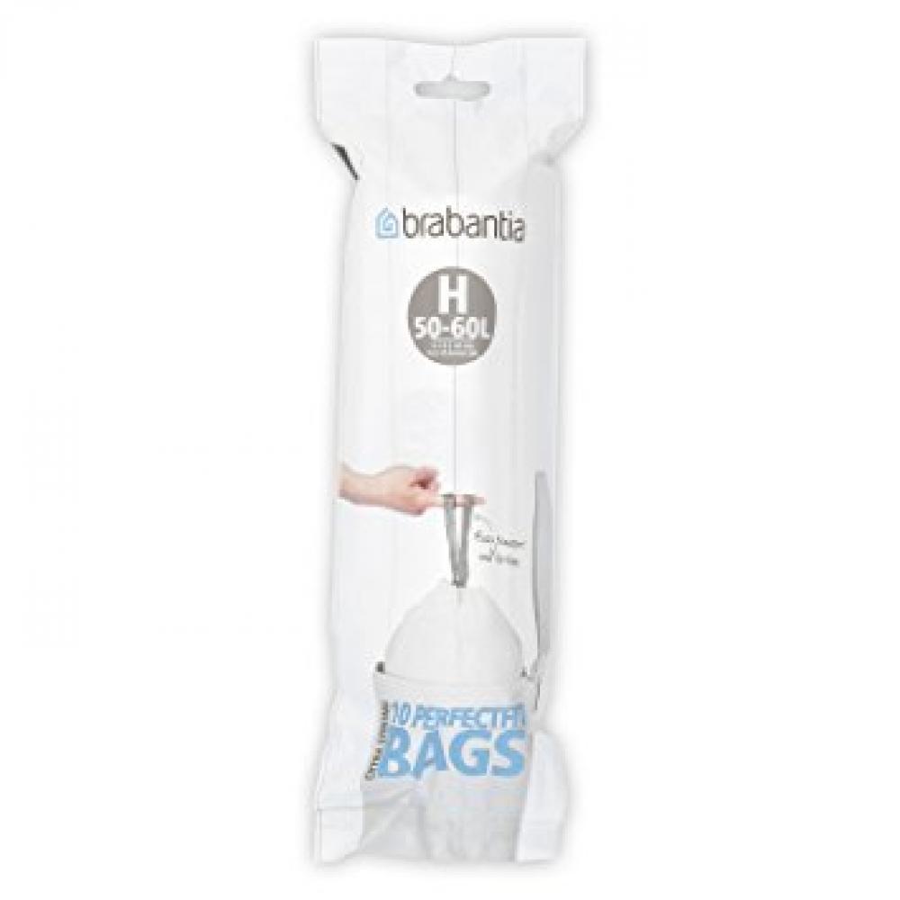 Brabantia Bin Bags (Pack of 10) H50 60L