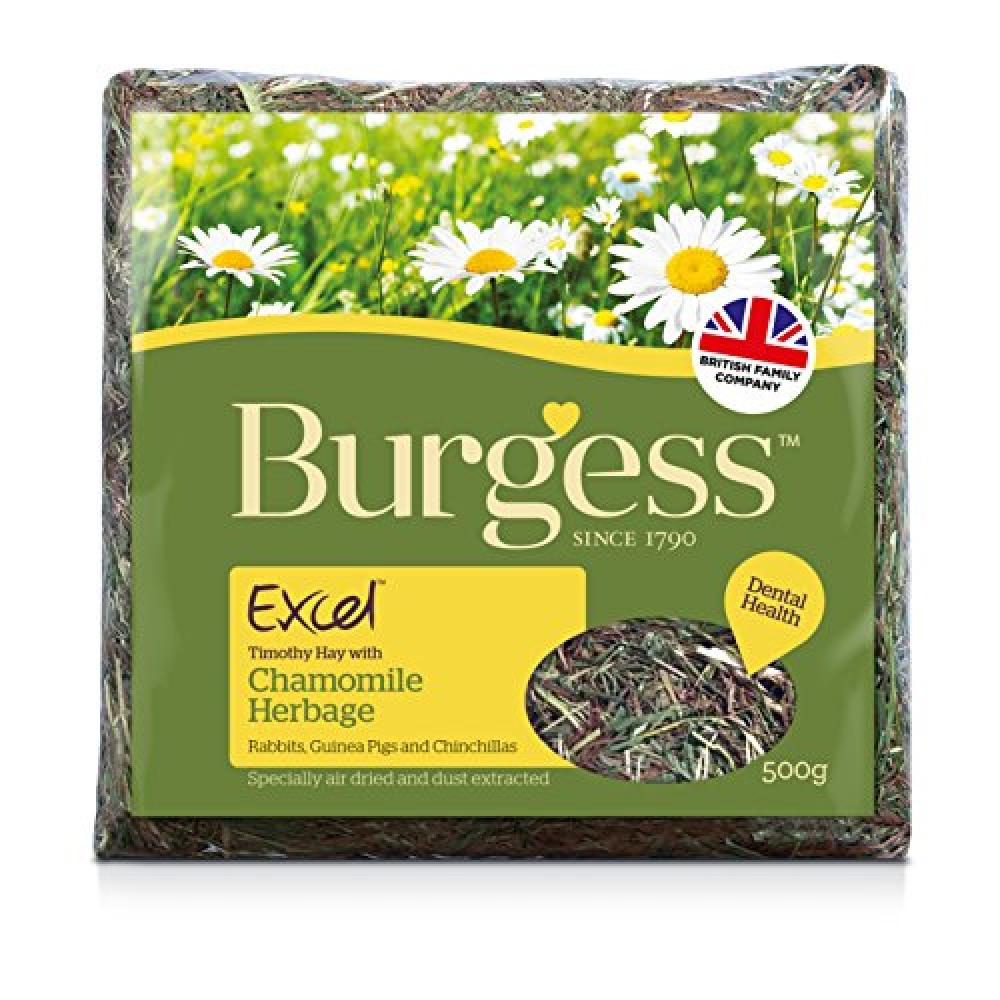 Burgess Excel Chamomile Feeding Hay 500 g