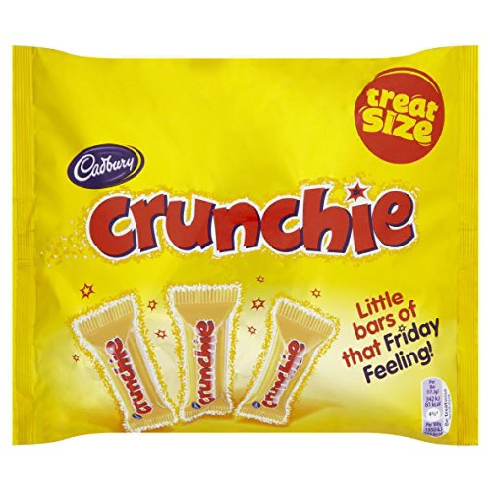 Cadbury Crunchie 12 Pack 210g