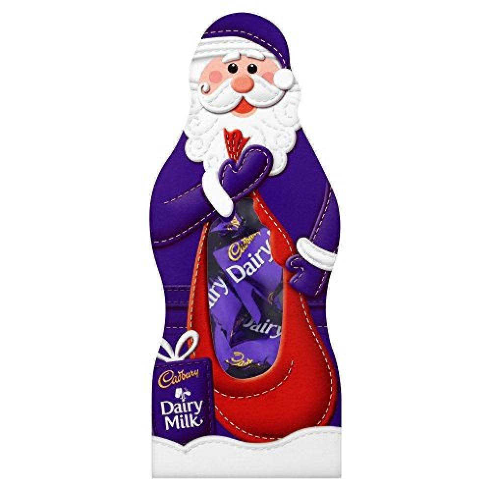 Cadbury Dairy Milk Santa Chocolate Gift Pack 96g