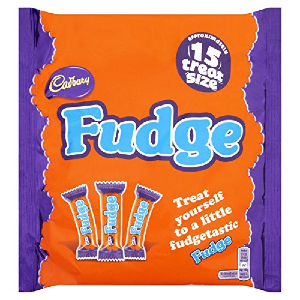 Cadbury Fudge Treat Size 202g
