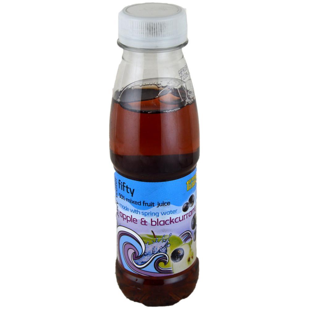 Calypso Aqua Juice Apple and Blackcurrant 300ml