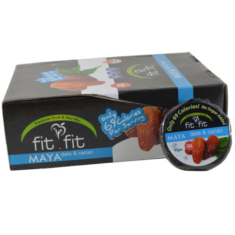 CASE PRICE  Fit Fit Maya Date And Cacao 25g x 30