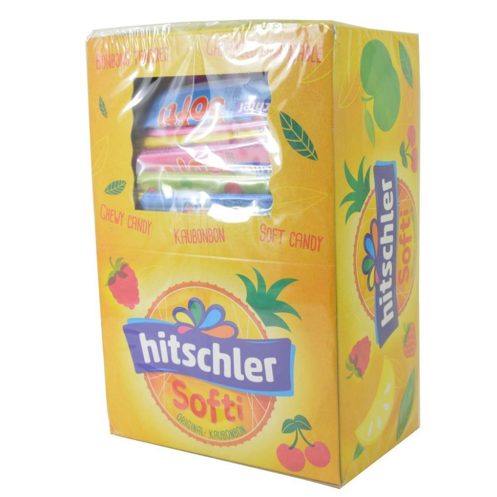 CASE PRICE  Hitschler Soft Candy With Fruit Flavour 4g x 200