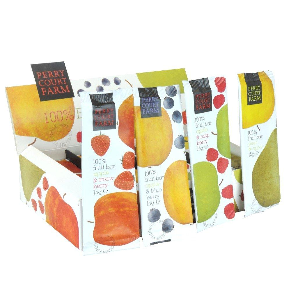 CASE PRICE  Perry Court Farm Mixed Fruit Bars 15g x 48