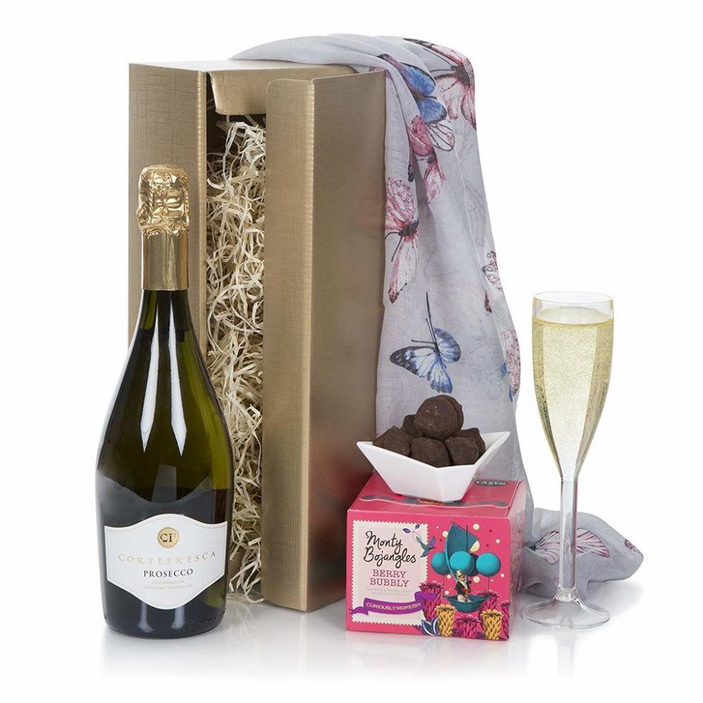 Clearwater Hampers Champagne Sensation Hamper