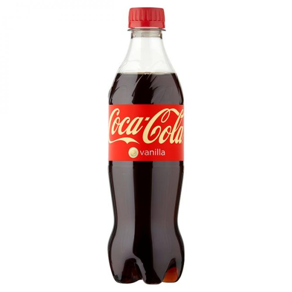 Coca Cola Vanilla 500ml
