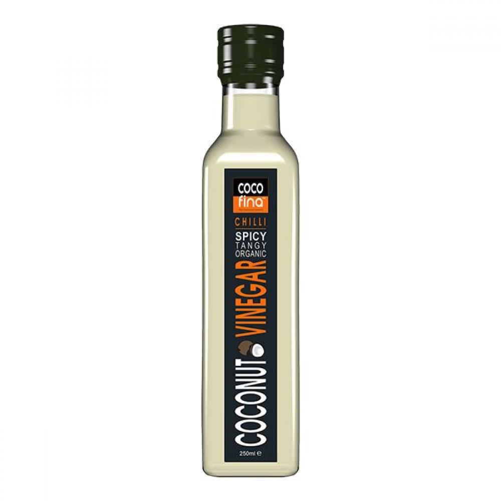 Cocofina Coconut Vinegar Chilli 250ml