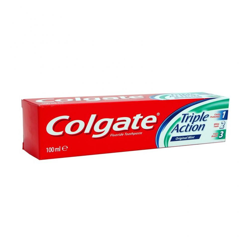 Colgate Triple Action Original Mint 100ml