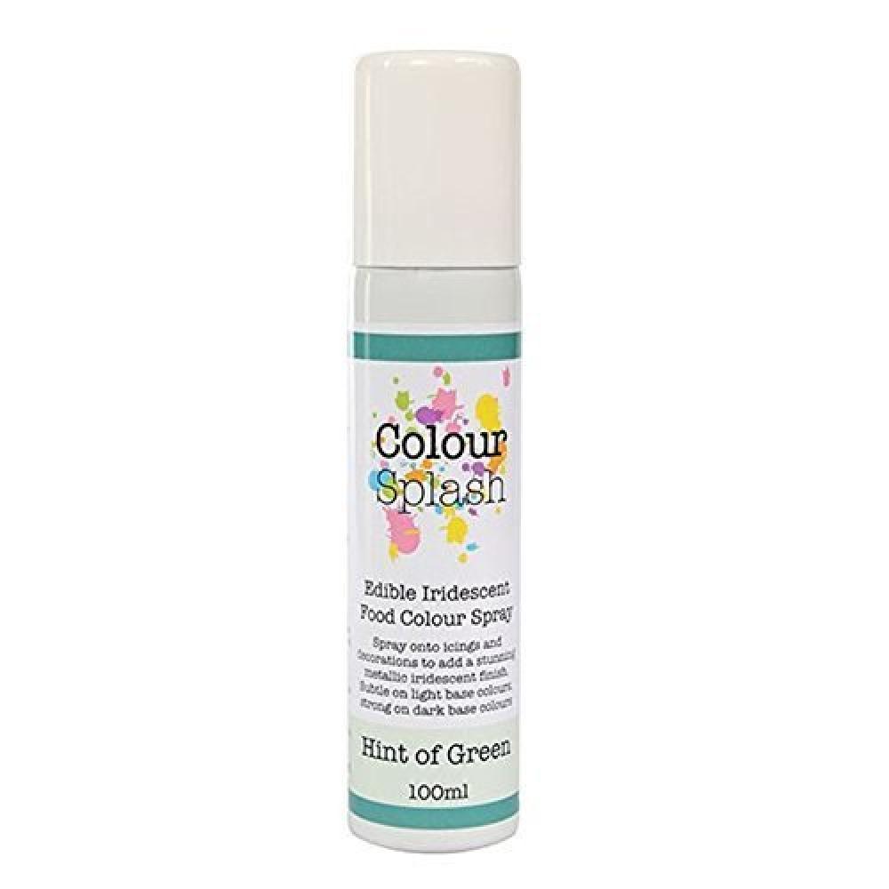 Colour Splash Hint of Green Edible Food Colour Spray 100 ml