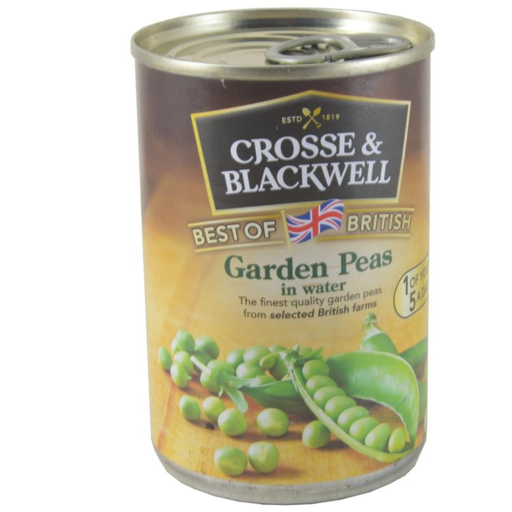 Crosse and Blackwell Garden Peas In Water 290g
