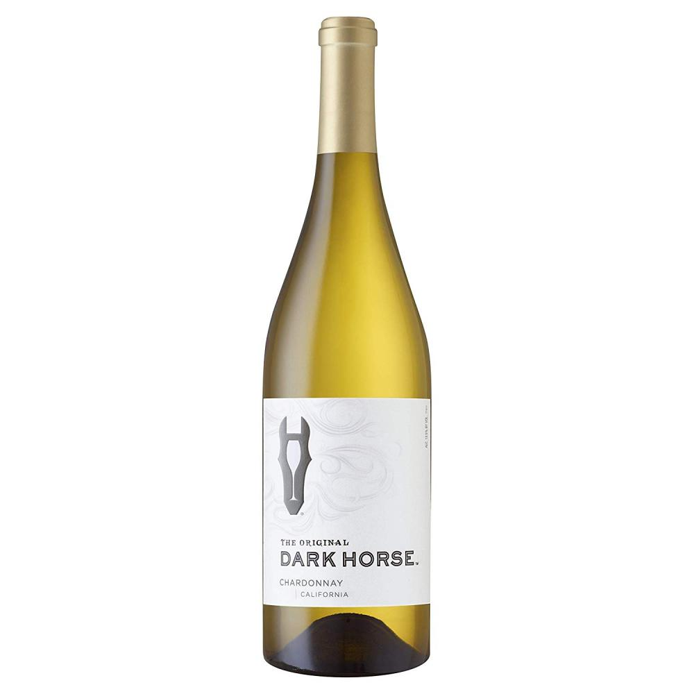 Dark Horse Chardonnay California White Wine 75cl