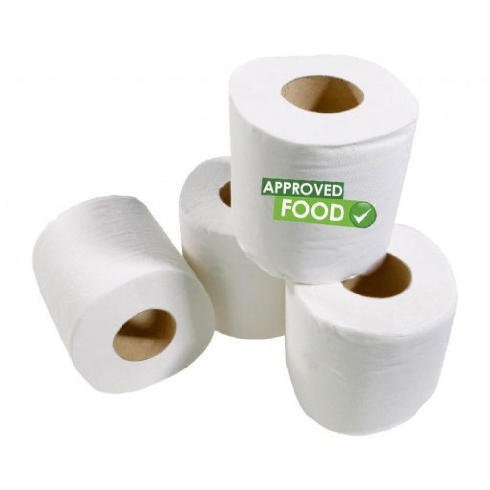 De Identified Toilet Roll 4 Pack
