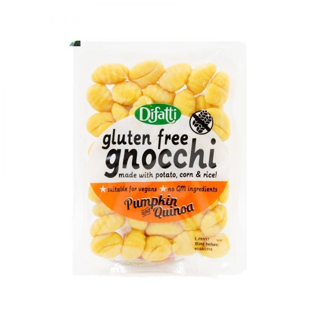 Difatti Gluten Free Pumpkin and Quinoa Gnocchi 250g