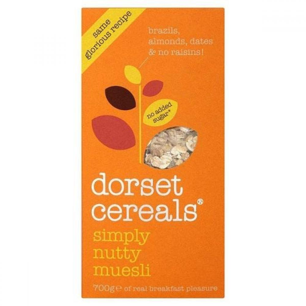 Dorset Cereals Simply Nutty Muesli 410g