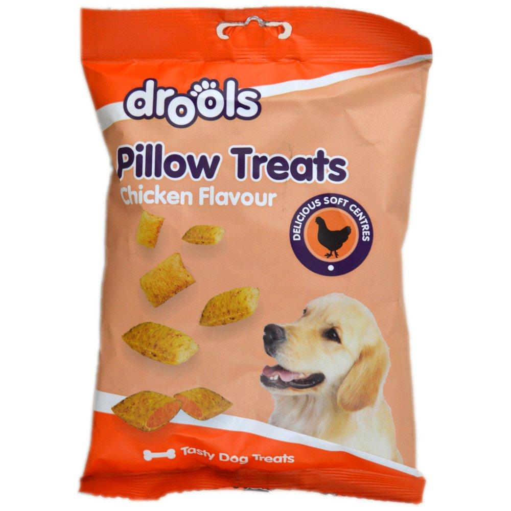Drools Pillow Treats Chicken Flavour 120g