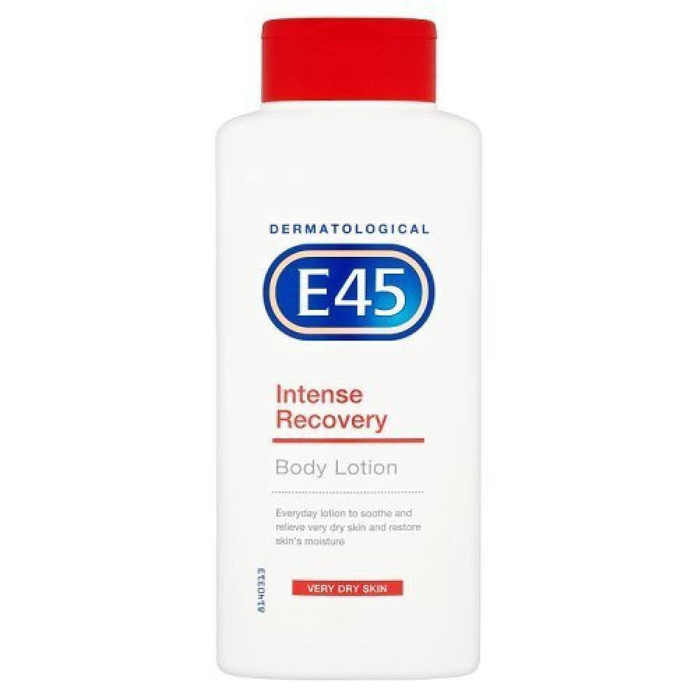 E45 Intense Recovery Body Lotion 400ml