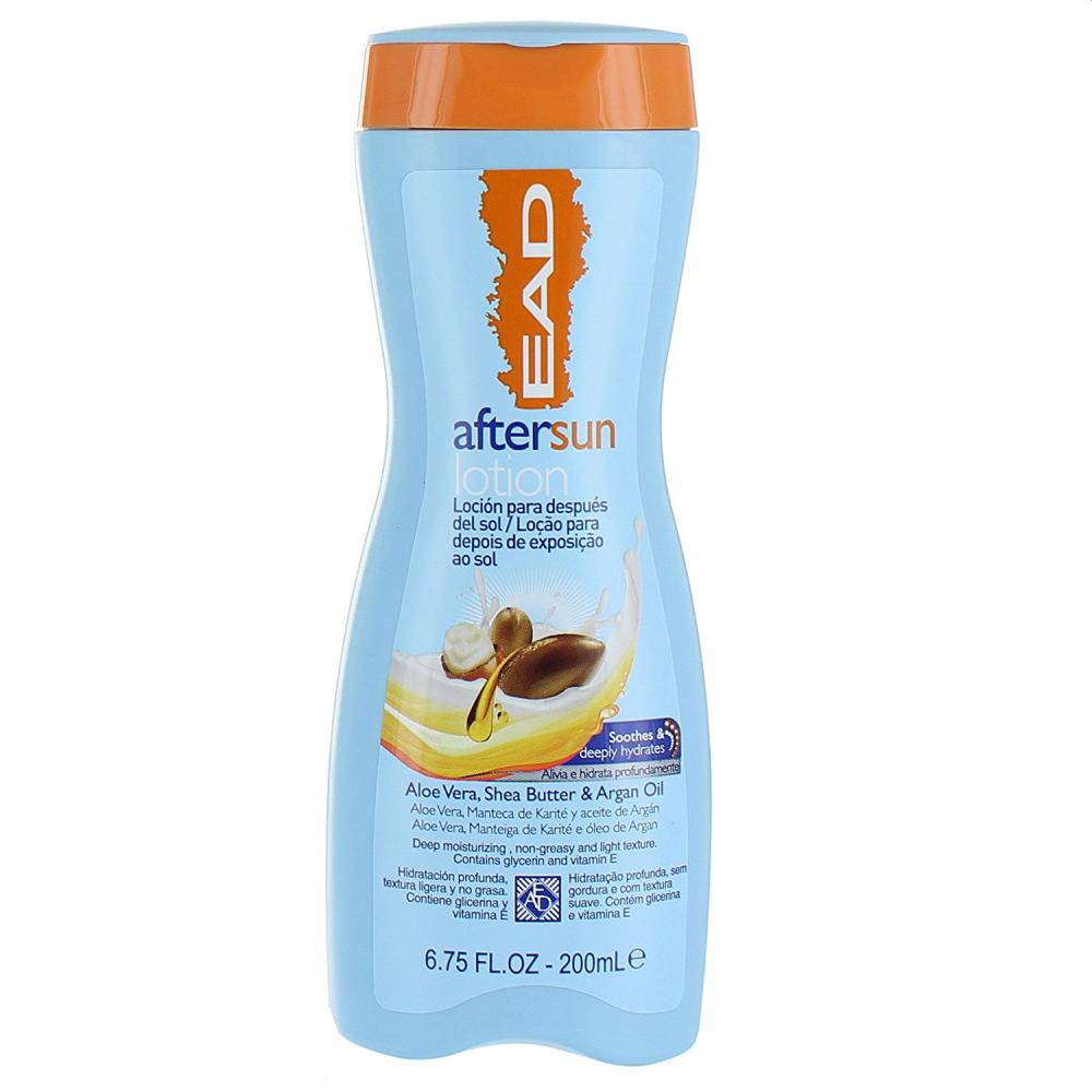 EAD After Sun Lotion with Argon Oil 200ml