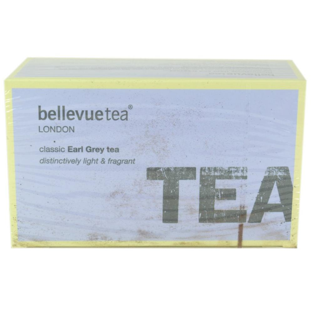 FURTHER REDUCTION  Bellevue Tea Earl Grey Tea - 50 bags
