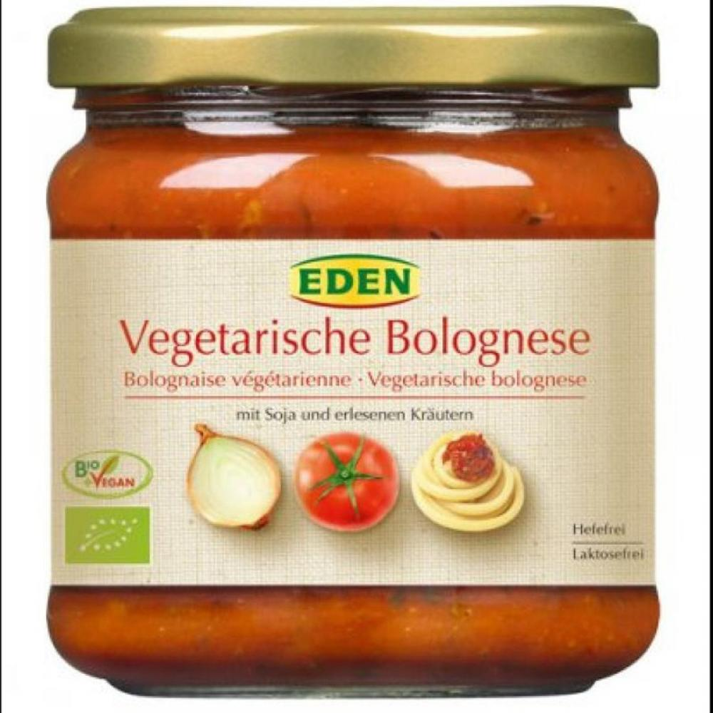 Eden Organic Veggie Bolognese Sauce 375g