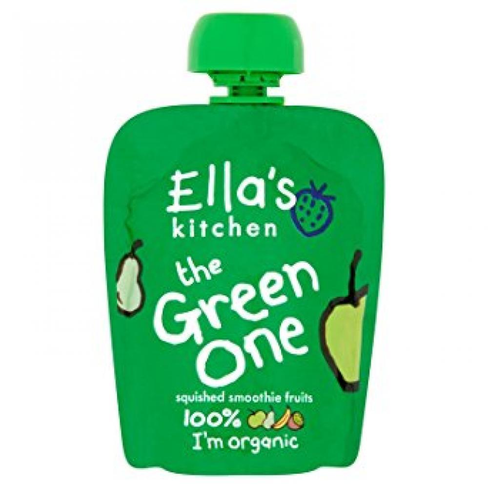 Ellas Kitchen The Green One Organic Smoothie 90g