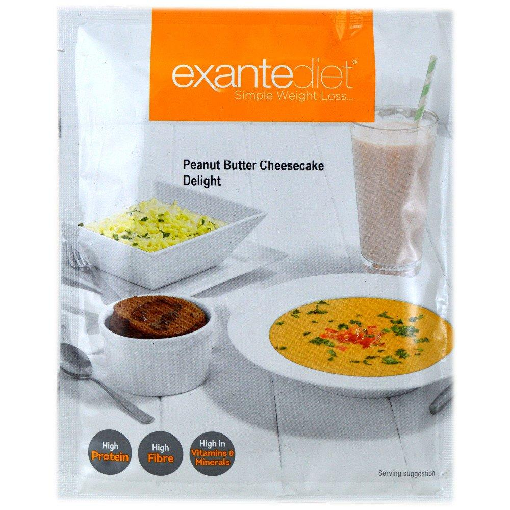 Exante Diet Peanut Butter Cheesecake Delight 55g