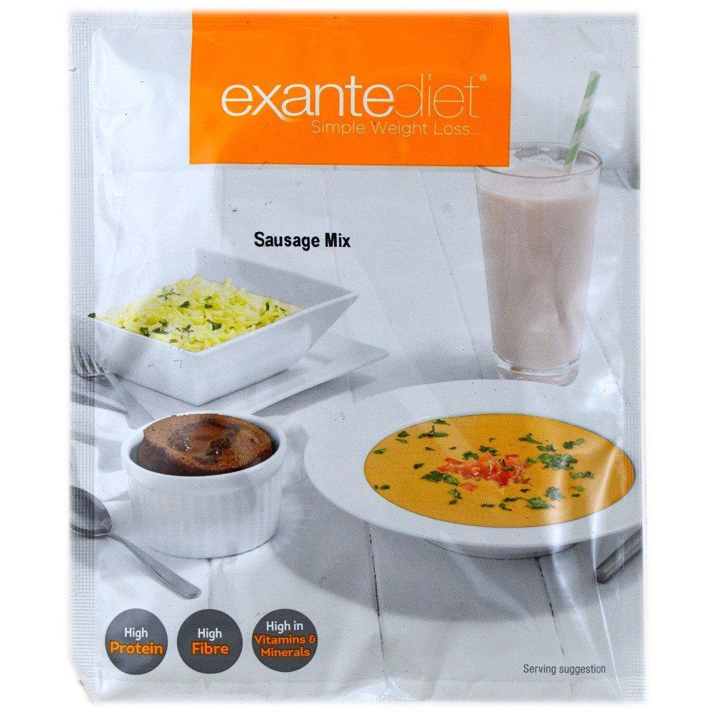 Exante Diet Sausage Mix 54g