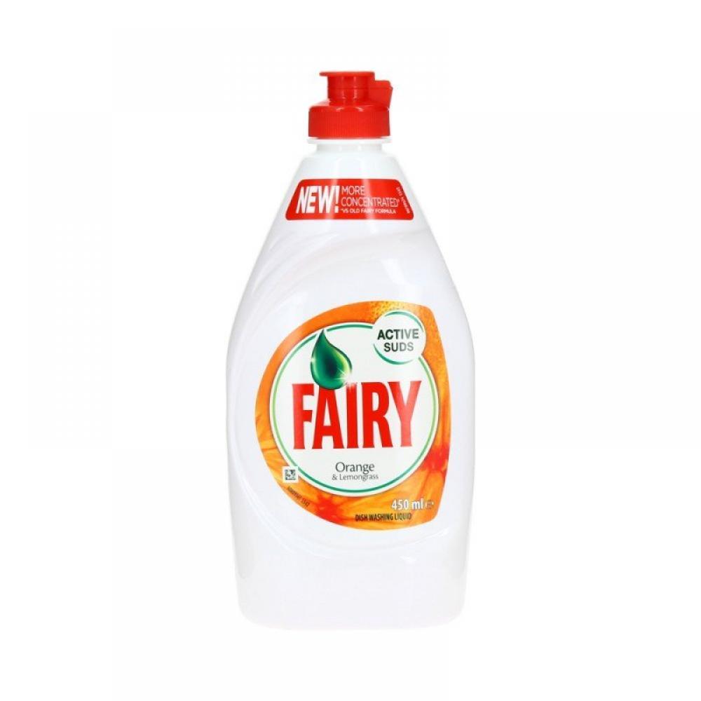 Fairy Orange and Lemongrass 450ml