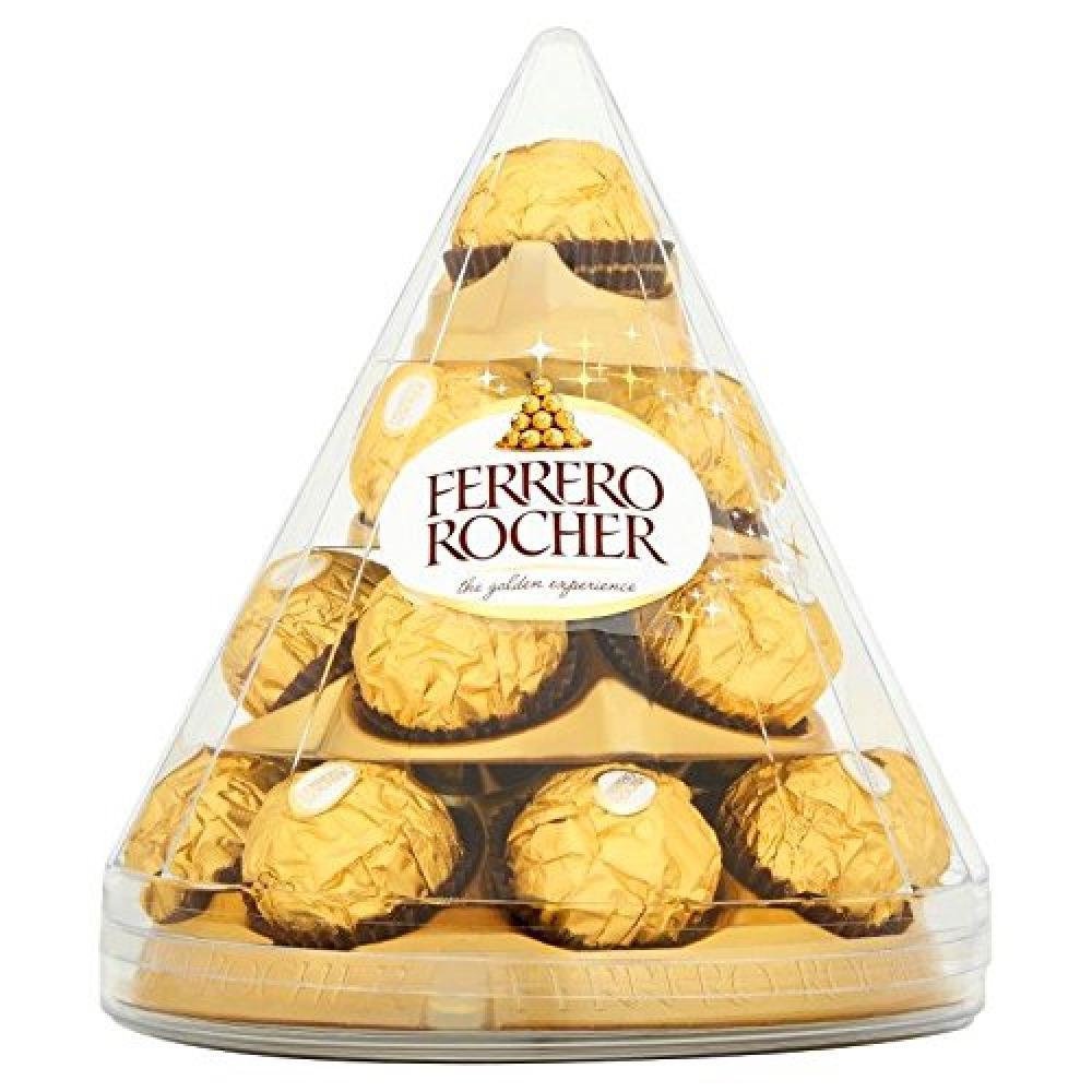 MEGA DEAL  Ferrero Rocher Cone 17 Pieces 212.5g