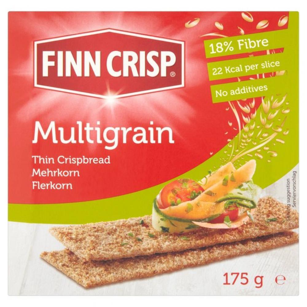 Finn Crisp Multigrain Thin Crispbread 175g
