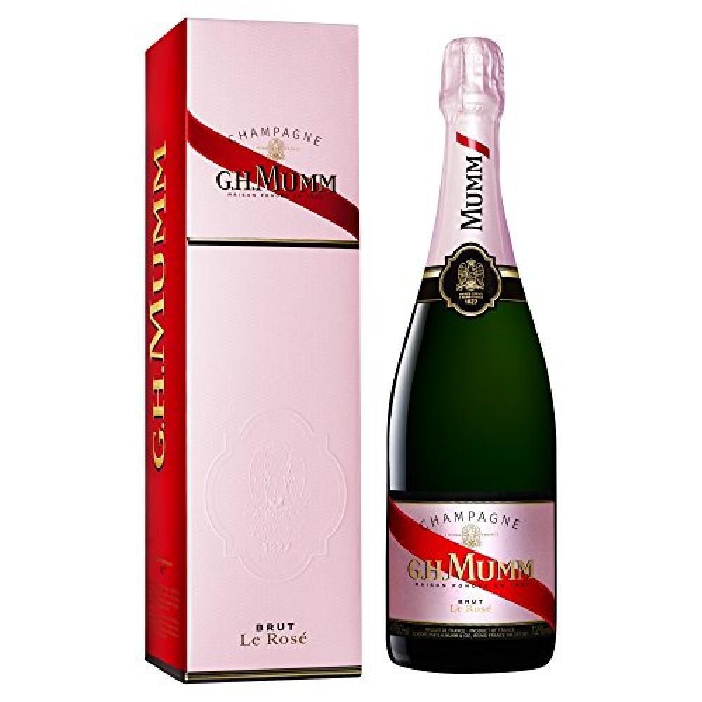 G H Mumm Rose Champagne Non Vintage 75cl