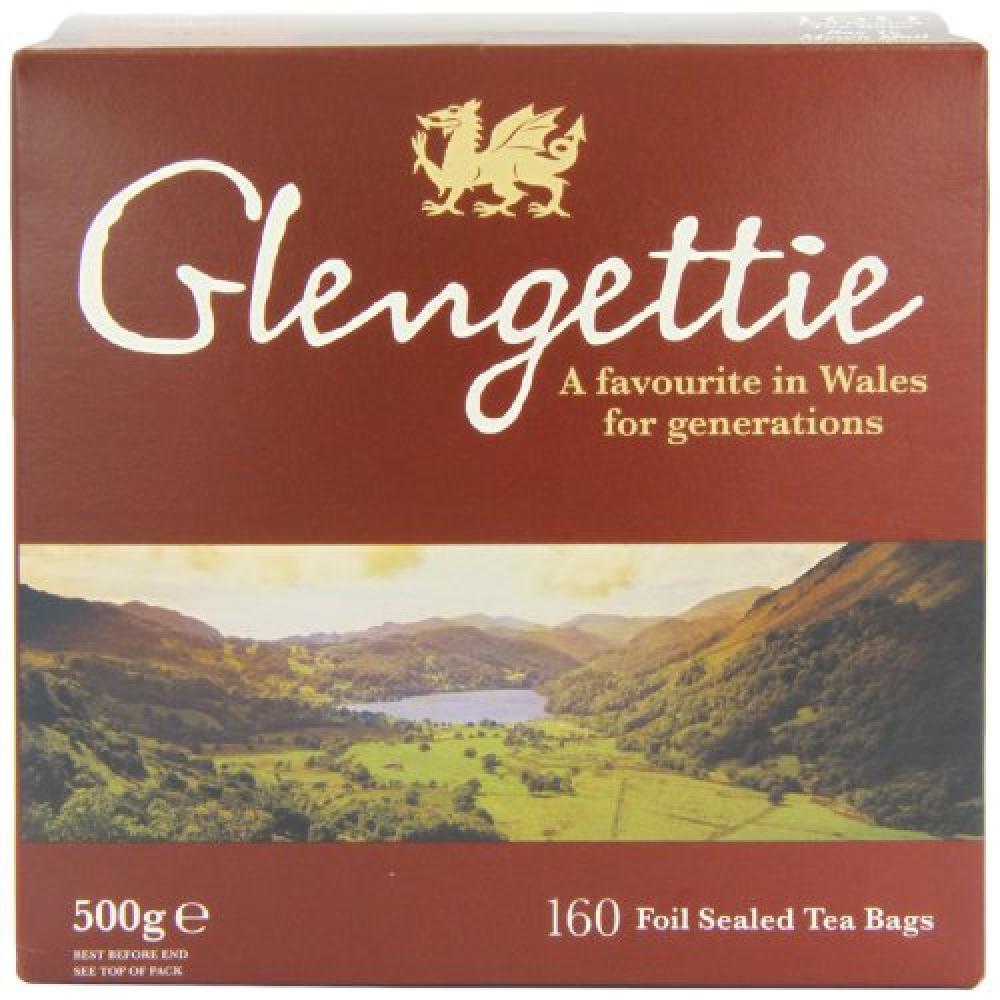 Glengettie 160 Teabags 500g