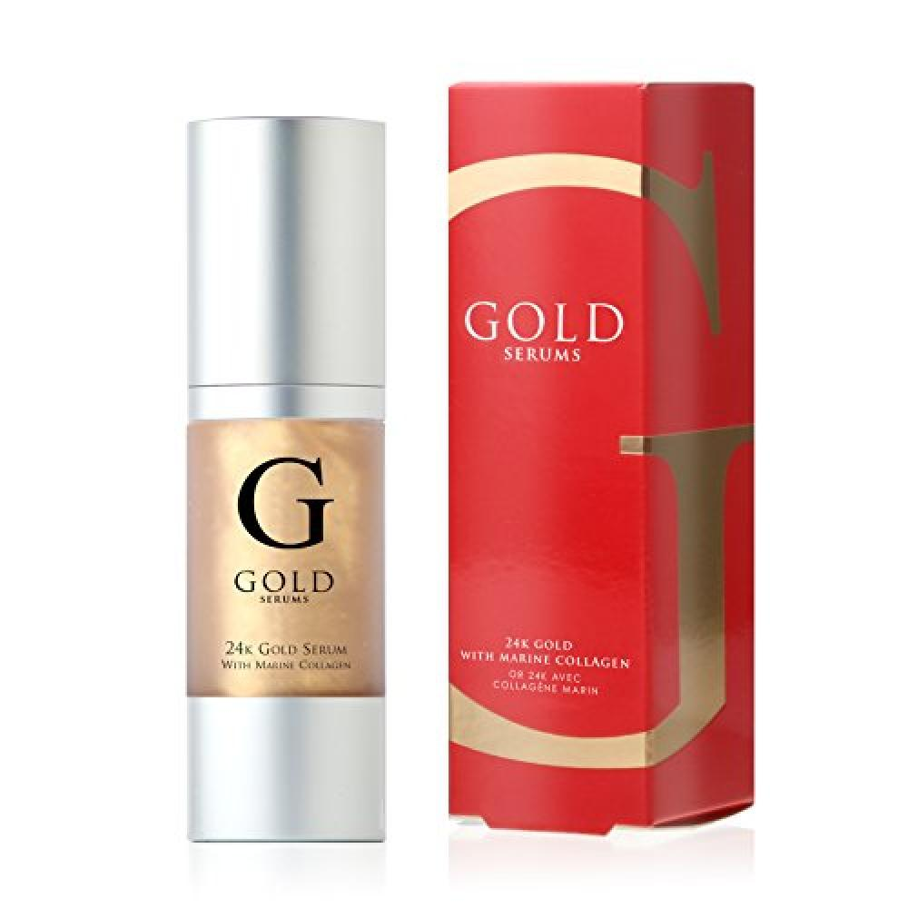Gold Serums 24K Gold with Marine Collagen 30ml