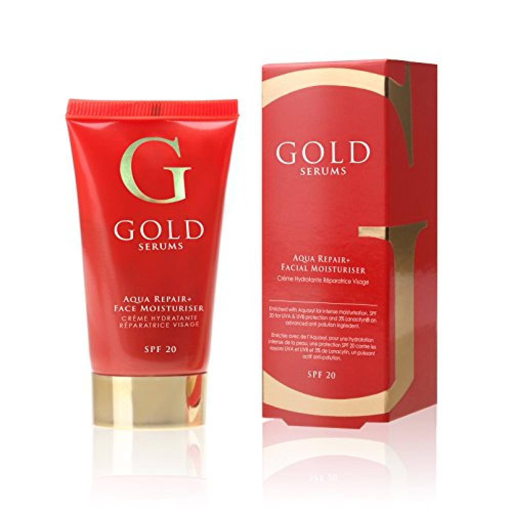 Gold Serums Aqua Repair Plus Facial Moisturiser SPF 20