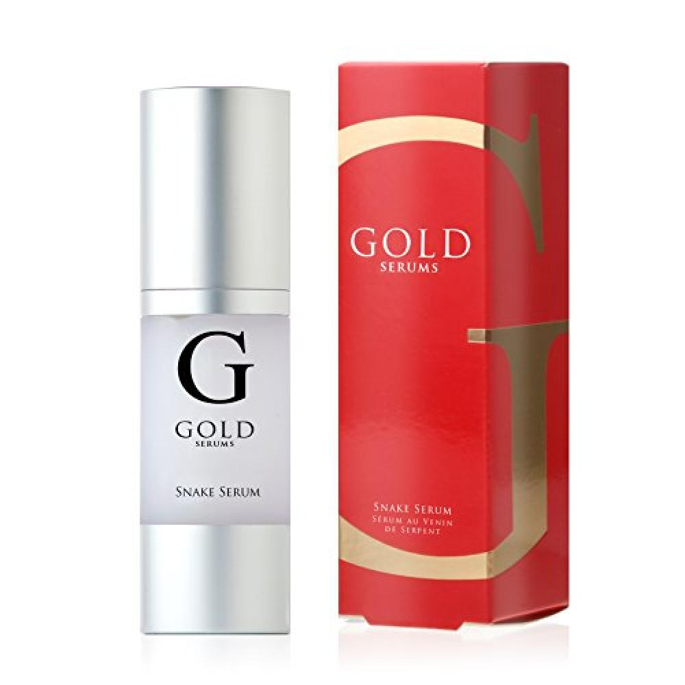 JANUARY SALE  Gold Serums Snake Serum 30ml