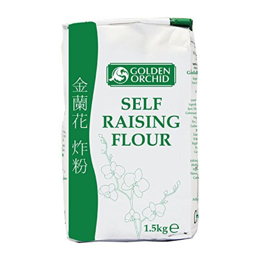 Golden Orchid Self Raising Flour 1.5Kg