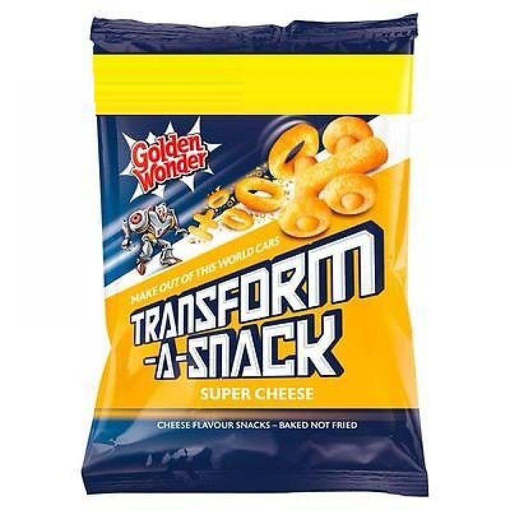Golden Wonder Transform A Snack Super Cheese 47g