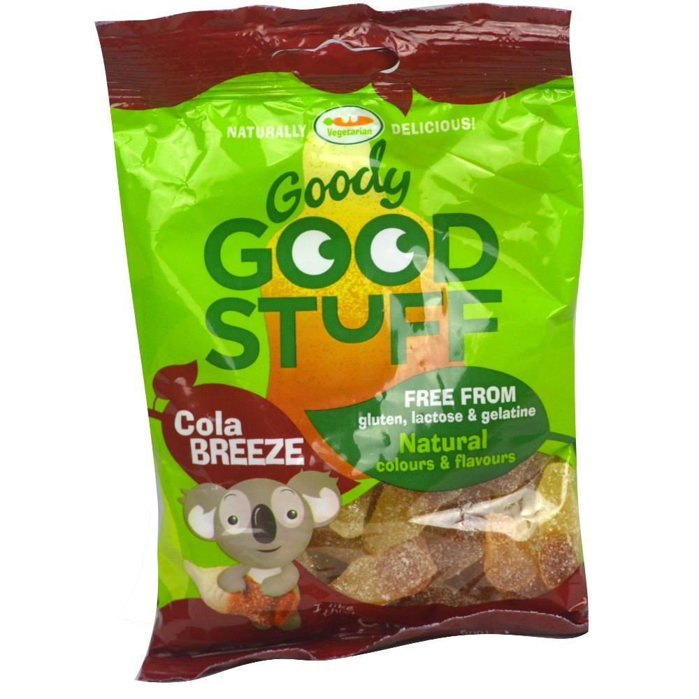 Goody Good Stuff Cola Breeze Fruit Gums 100g