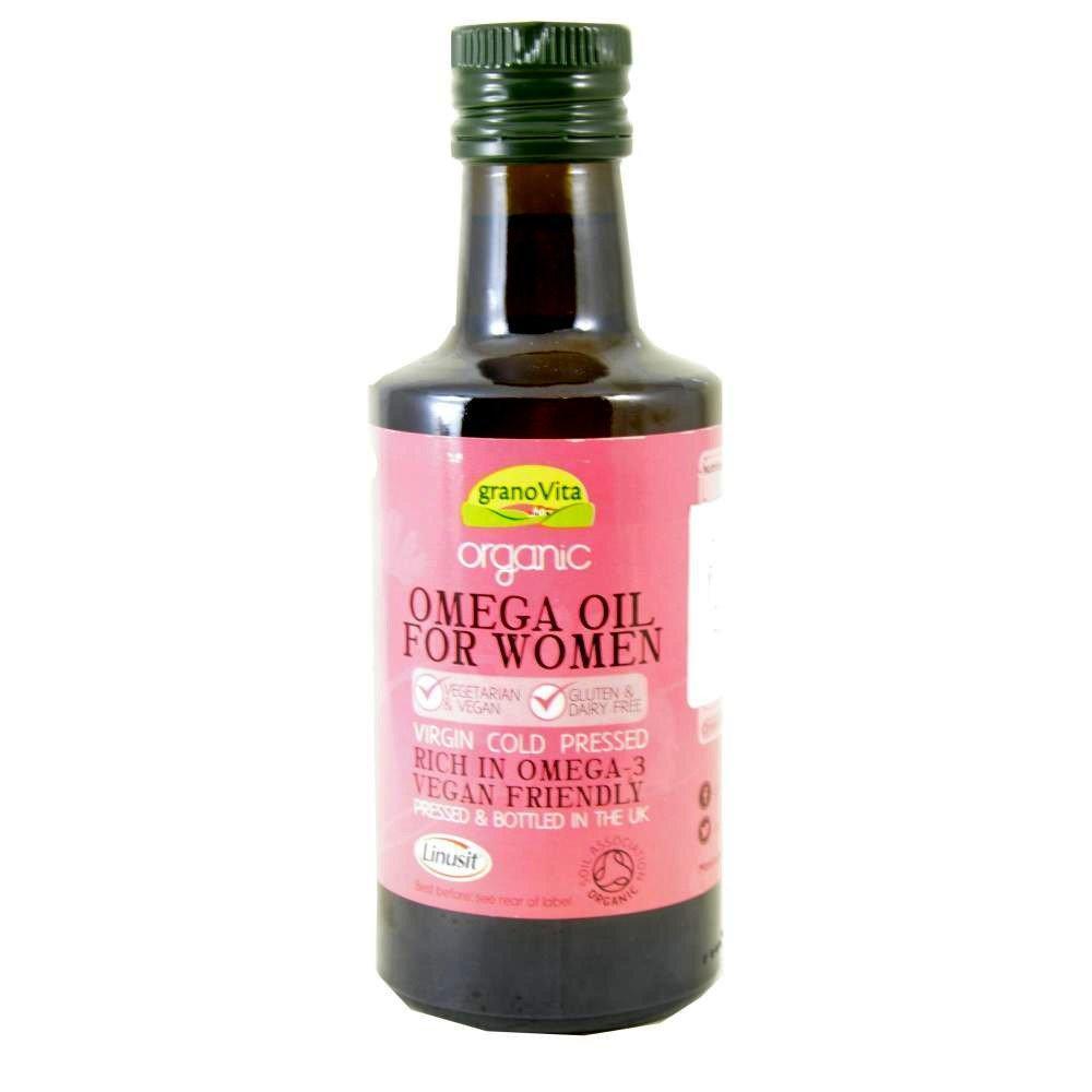 Granovita Organic Omega Oil For Women 260ml