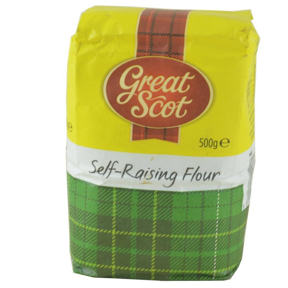 Great Scot Self Raising Flour 500g