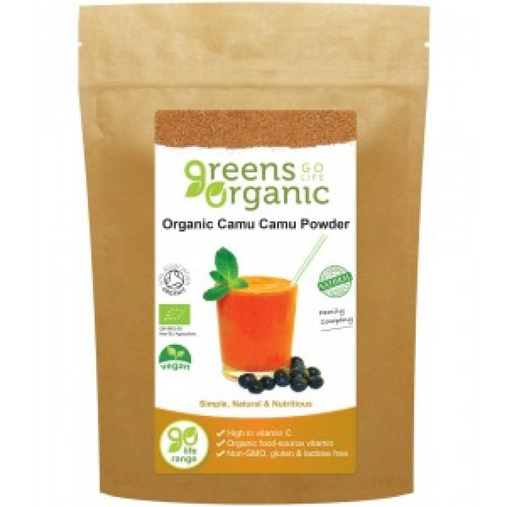 Greens Organic 40 g Camu Powder