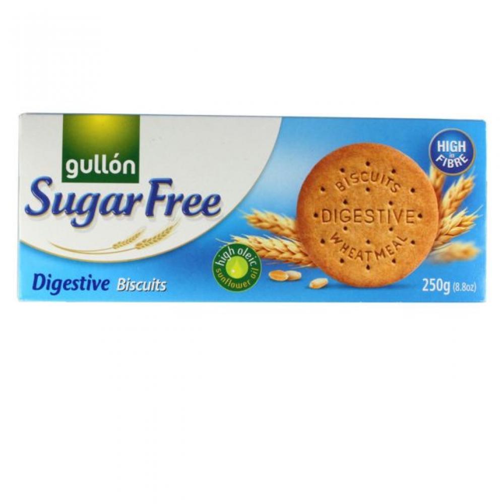 Gullon Sugar Free Digestive Biscuits 250g