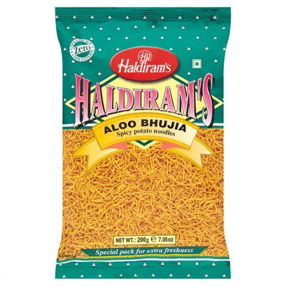 FURTHER REDUCTION  Haldirams Aloo Bhujia 200g