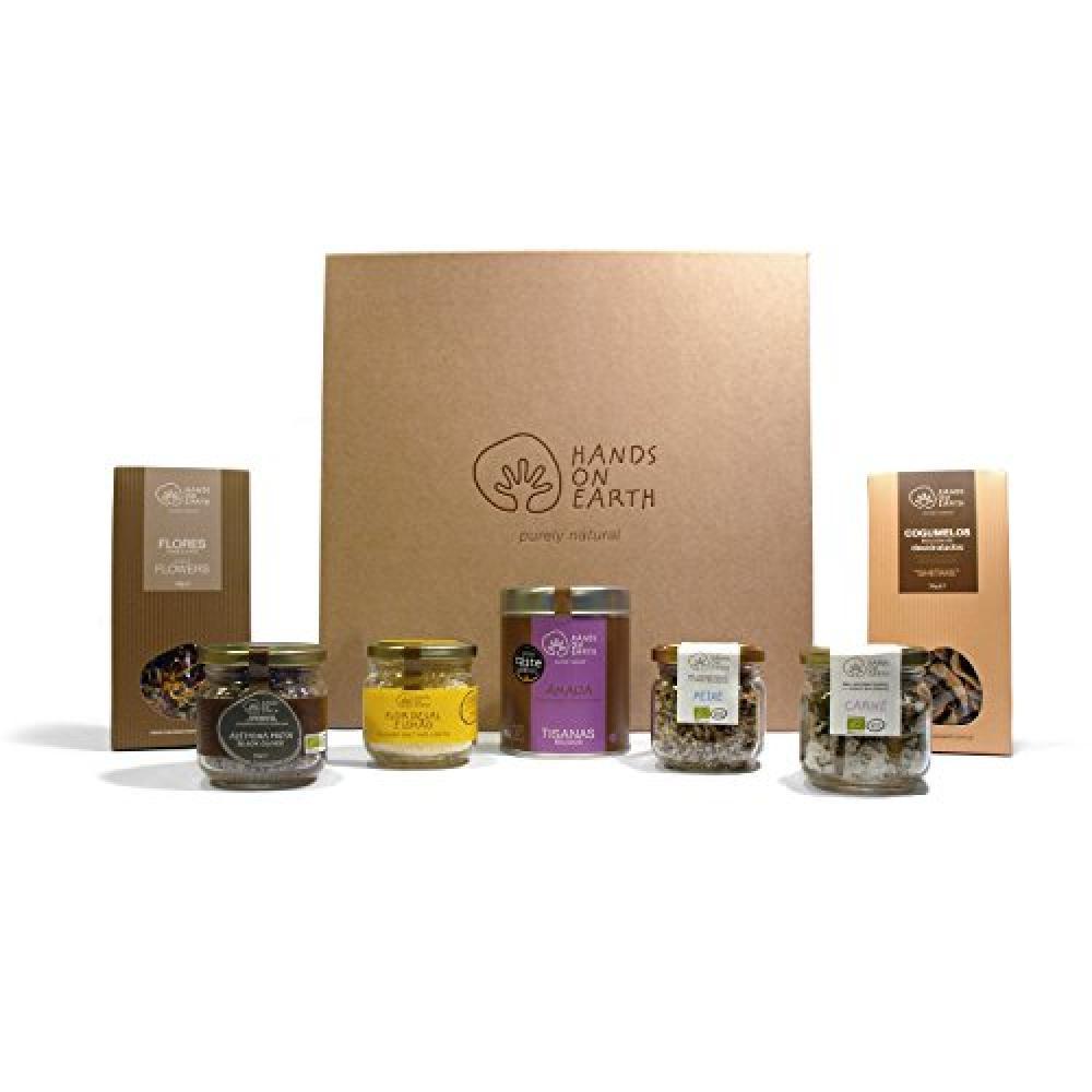 Hands on Earth Organic Gift Hamper Gift Basket