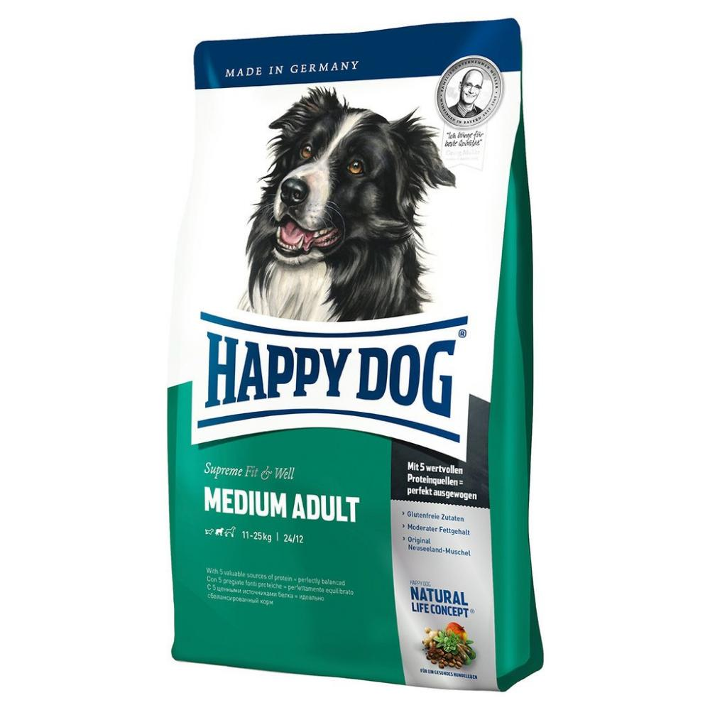 Happy Dog Supreme Fit And Well Medium Adult 1Kg