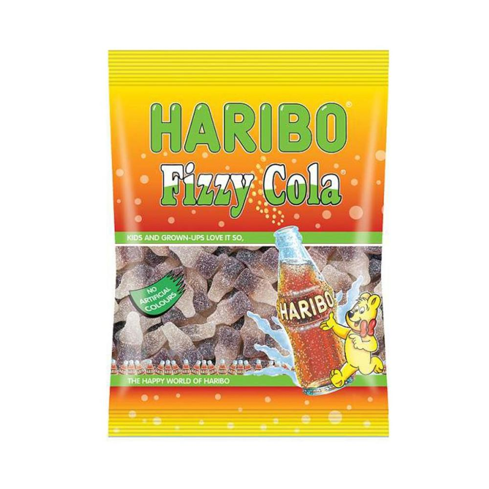 Haribo Fizzy Cola 200g