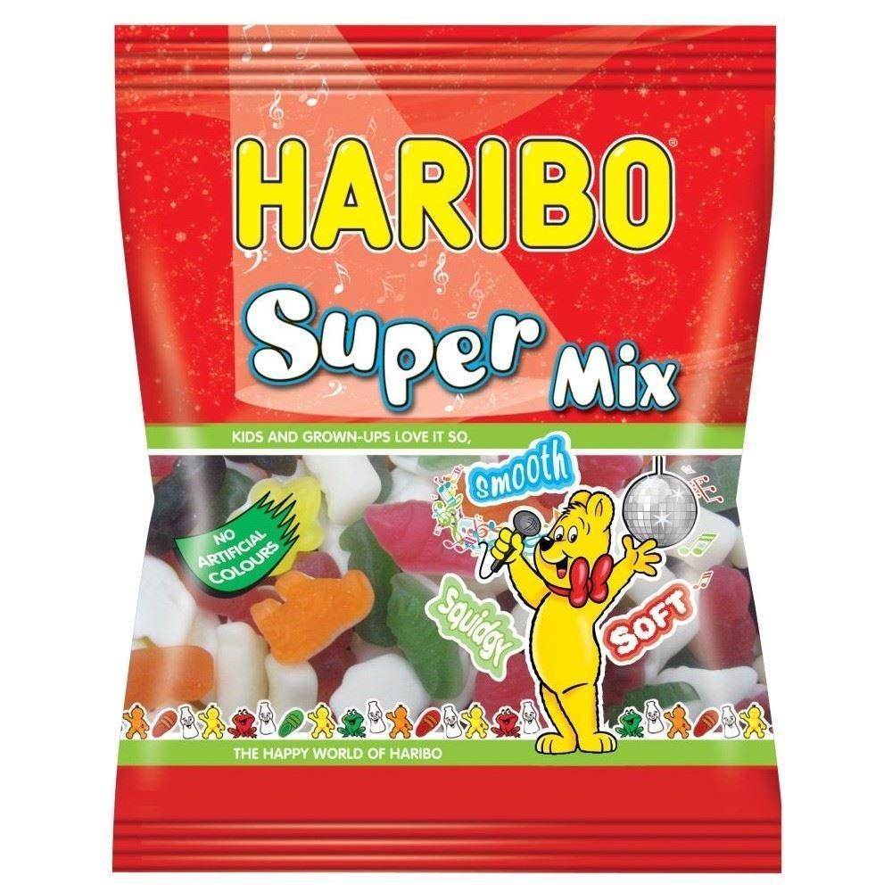 Haribo Super Mix 160g