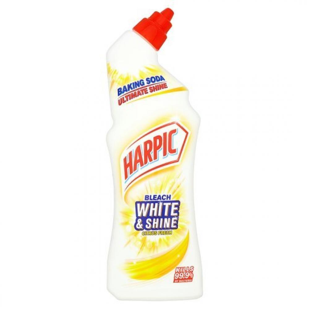 Harpic White and Shine Bleach 750ml