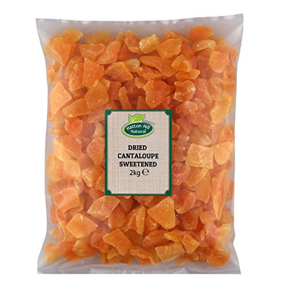 Hatton Hill Natural Dried Cantaloupe Sweetened 3kg