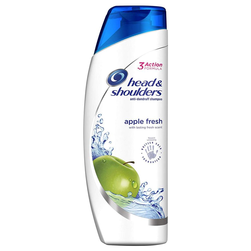 Head and Shoulders Apple Fresh Anti-Dandruff Shampoo 500ml